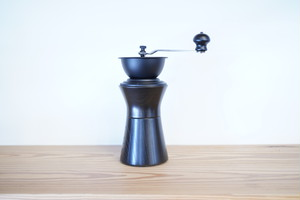 わけありCOFFEE MILL URUSHI KURO  No.15