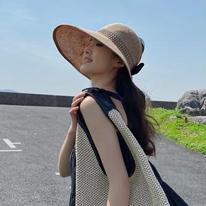 UVカット帽子 UVハット つば広 レディース 紫外線 対策 日よけ帽子 日焼け防止 アウトドア 5622
