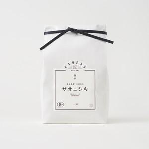 【5kg】有機ササニシキ 白米