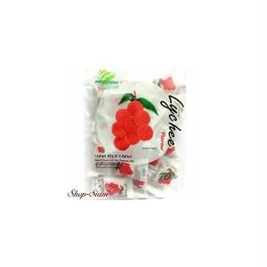 【Haoliyuan】チュウィー ミルク キャンディ ライチ味/Chewy Milk Candy Lychee Flavor 70g×3袋