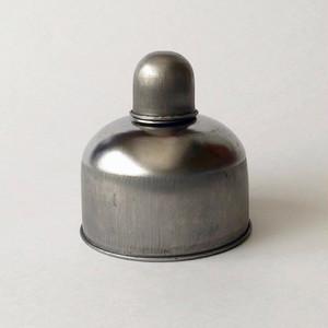 スチールのアルコールランプ|Steel Spirit Lamp