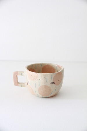 cup  雨の日曜日 pink01