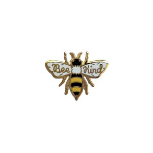 "BEHOLDER ""Bee Kind"" Pin"
