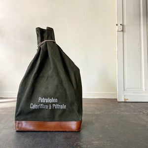 Vintage Swiss Army Canvas Rucksack