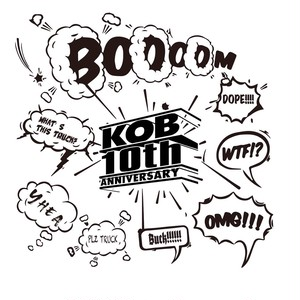 KOB10th Select -What is this track!?-