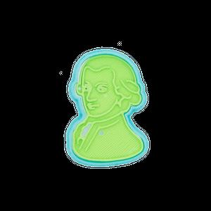 クッキー型:Wolfgang Amadeus Mozart ヴォルフガング・アマデウス・モーツァルト