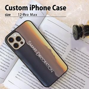 写真でオーダーメイド・オリジナルiPhone 12 Pro Maxケース(カバー)/カスタムオーダー/写真プリント/指紋防止