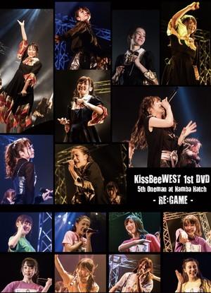 DVD(2018.5.6 なんばHatch)