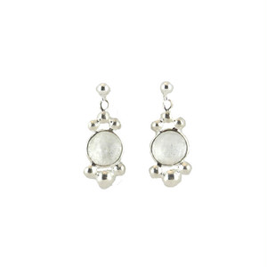 Light(silver) Pierced Earrings