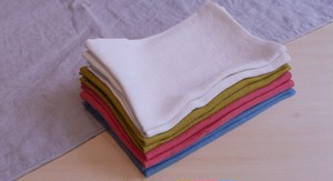 CREAM - GUEST TOWEL / Linen Me