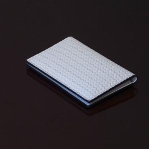 FIRENZE CREAM / PINETTI DOUBLE BUISINESS CARD HOLDER(フィレンツェ クリーム / ピネッティ ダブルビジネスカードホルダー)