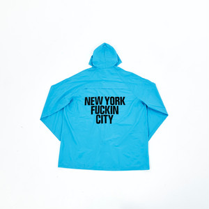 Anoraks | City Nylon Jacket [New York Blue]