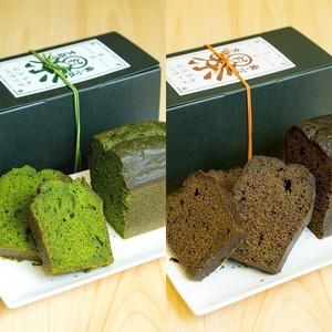 【手づくり】南山城村の人気パウンドケーキ2本セット
