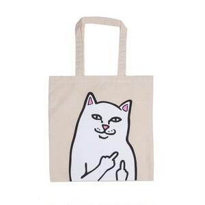 RIPNDIP - OG Lord Nermal Tote Bag (Natural Canvas)