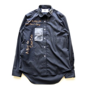 anarchy shirt 050 (black riot)