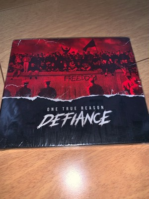 One True Reason -Defiance CD