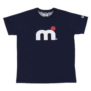 ミストラル メンズ [ HP-DRY 半袖Tシャツ -エムドット- ] NAVY