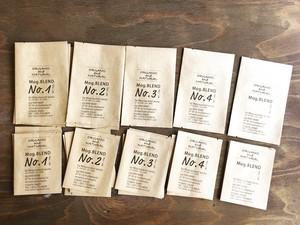 Mog.BLEND #1/100g  ORGANIC COFFEE