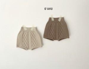 O'AHU / アランニットパンツ