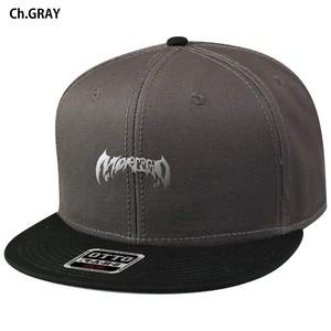 ※送料無料《先行販売》【TITI FREAK MORCEGO CAP】Ch.GRAY