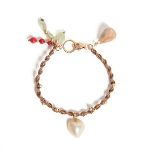 ILAND HEART bracelet Ground Ver.(Brown)
