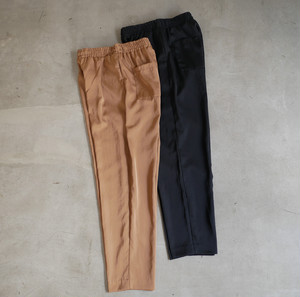 """CaNARi"" The EASY pants (black.camel)"