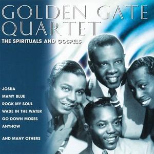 CD 「THE SPIRITUALS AND GOSPELS / GOLDEN GATE QUARTET」 2CD