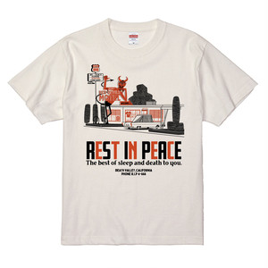R.D.M Rest In Peace T-shirt / Tシャツ【受注生産】