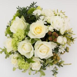 seasonal Arrangement(m)white