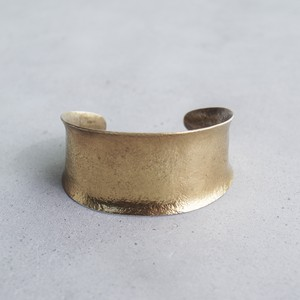 brass bangle / 3cm