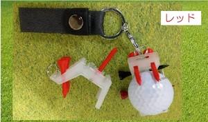 ゴルフのレスキュー隊 レッド