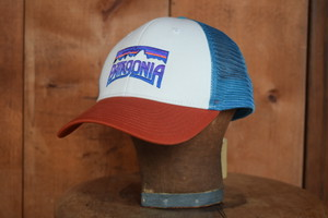 USED Patagonia Trucker Hat C0534