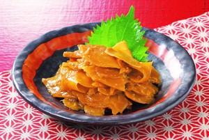 生姜味噌漬け!懐かしいお味噌の風味に生姜の香りが広がります!