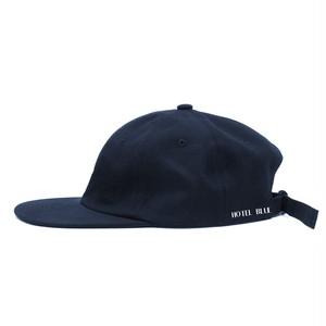 HOTEL BLUE / SIDE LOGO HAT / NAVY