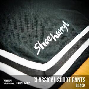 【NEW】SHOEHURRY! ショートパンツ(ブラック)