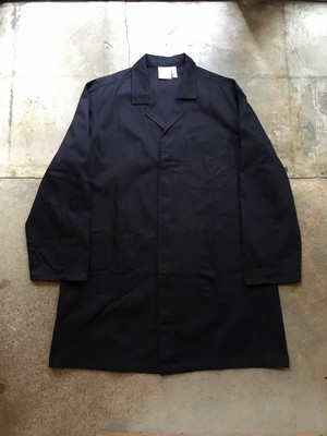ITALIAN MILITARY SECURITY WORK COAT / deadstock