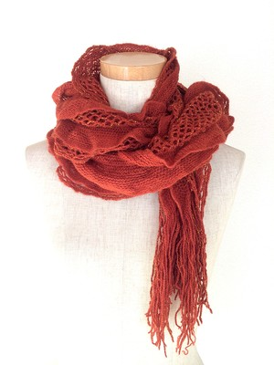 Knit Scarf no.159