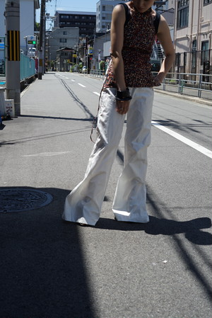 SUPER YAYA - 70s Trousers