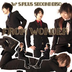 【CD/通常版】2ndシングル From Wonder