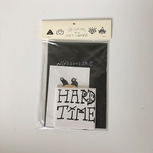 "DISKAH MINI ART COMB ""HARD TIME"""