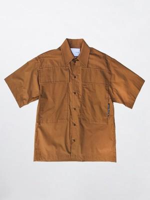 yoshiokubo S/S SHT PAJAMAS Brown YKS21211