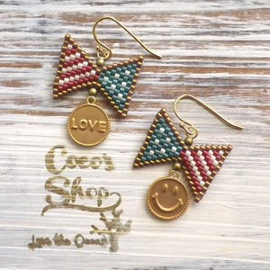 Flag Pierce ~Aamericanflag&Smile~