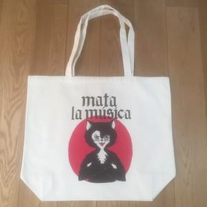 MATA LA MUSICA トートバッグ