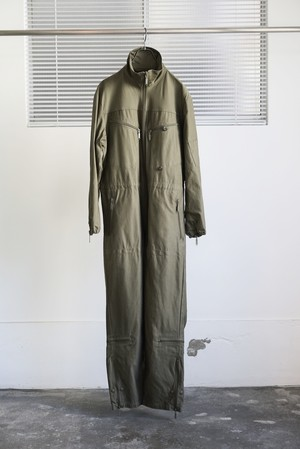 <SOLD OUT>German Military - Mechanic Jumpsuits Dead Stock