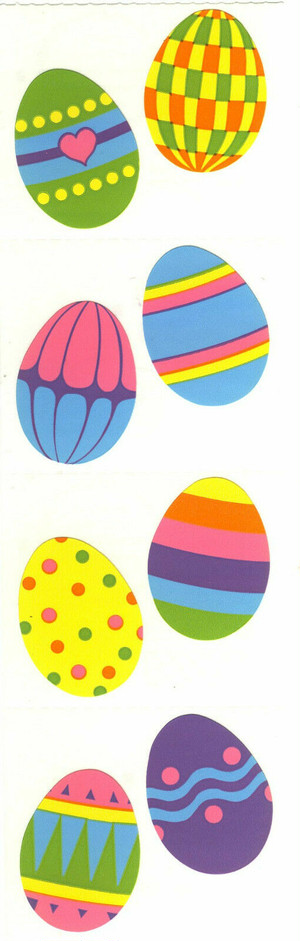 Classic Easter Eggs