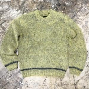 【08sircus】 Melange Wool Crew-Neck