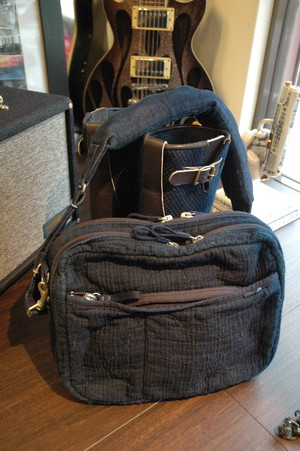 Porter Classic - Newton Bag - Sashiko - Shoulder Bag