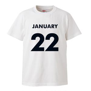 1月22日