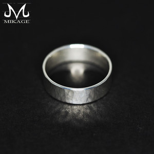 The Simplest Ring:銀925シンプルなリング