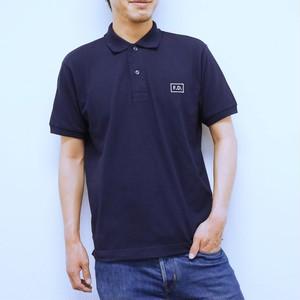 LOGO Polo Shirt Standard Fit / F.D.ロゴ ポロシャツ